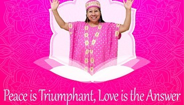 Peace Is Triumphant, Love Is The Answer: Peace Songs, Prayers and Invocations