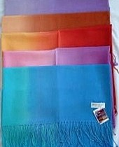 Sacred Mayan Sunset Meditation Shawls