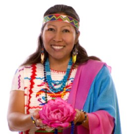 Peace-Mother-Impeccable-Warrior-of-Light-Photo