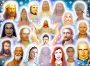 Ascended Masters, many