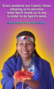 Peace Mother Geeta Sacred Song's Story