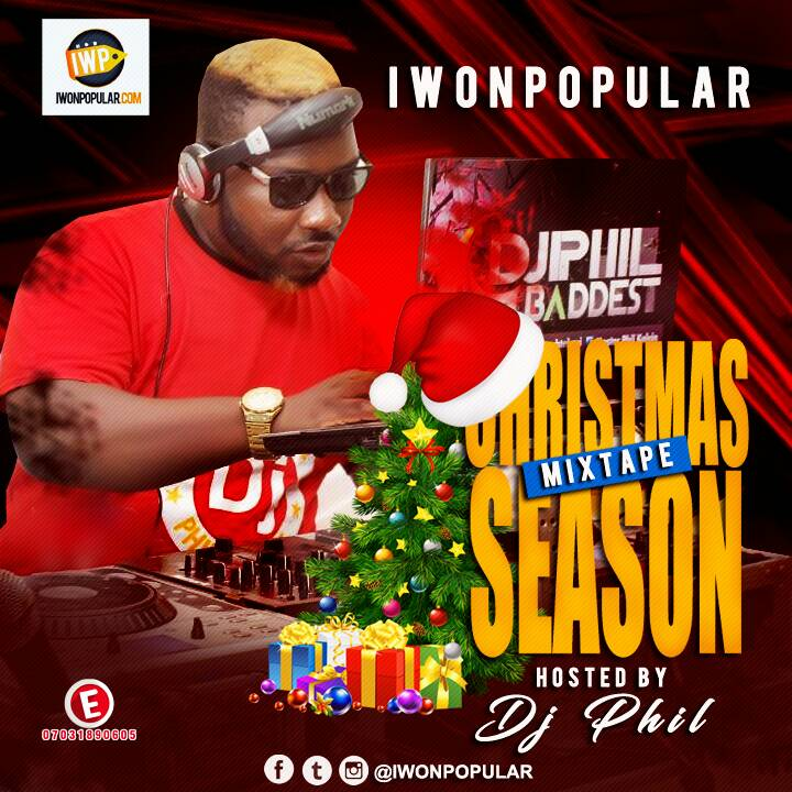 Mixtape : Iwonpopular Christmas Season Mixtape 2017