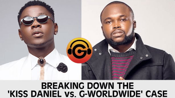 G-Worldwide Has Paid Kiss Daniel Over NGN 120 Million Naira & Singer Accused His Family Members of being Fetish