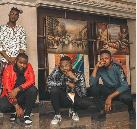 Kiss Daniel Signs Two New Artistes To Flyboy INC