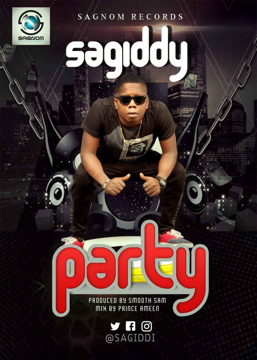 Sagiddy - Party