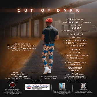 24 Moral – Out Of Dark