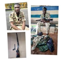 Soldier Dismissed For Fleeing North-East, Arrested For Aiding Jailbreak In Imo