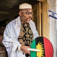Court adjourns Nnamdi Kanu's trial to Oct. 21, following his absence