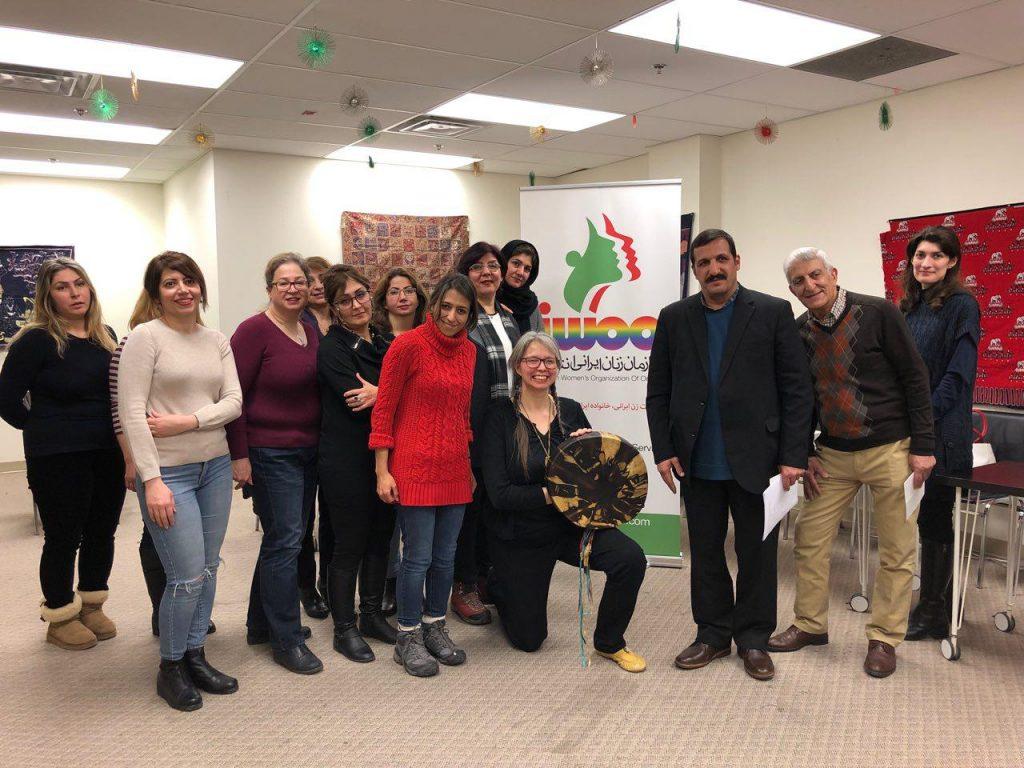Iranian-Indigenous Integration Project