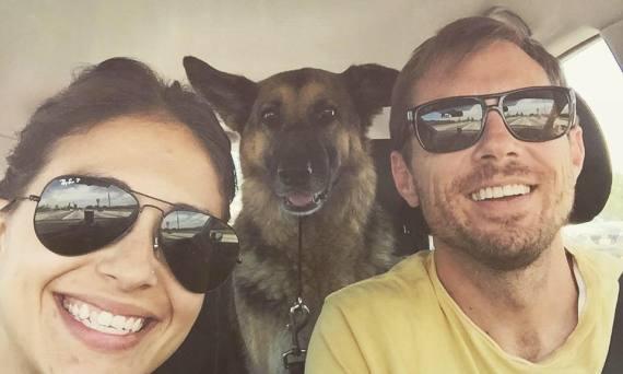 German shepherd dog training in Santa Monica
