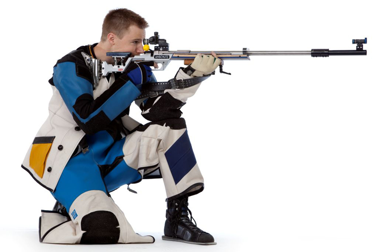 Smallbore Shooting Target