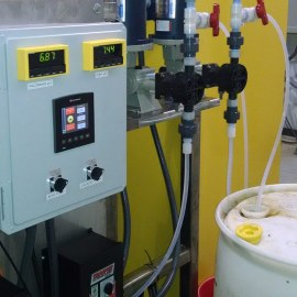 pH Control, Chemical Dosing Systems & Dosing Pumps