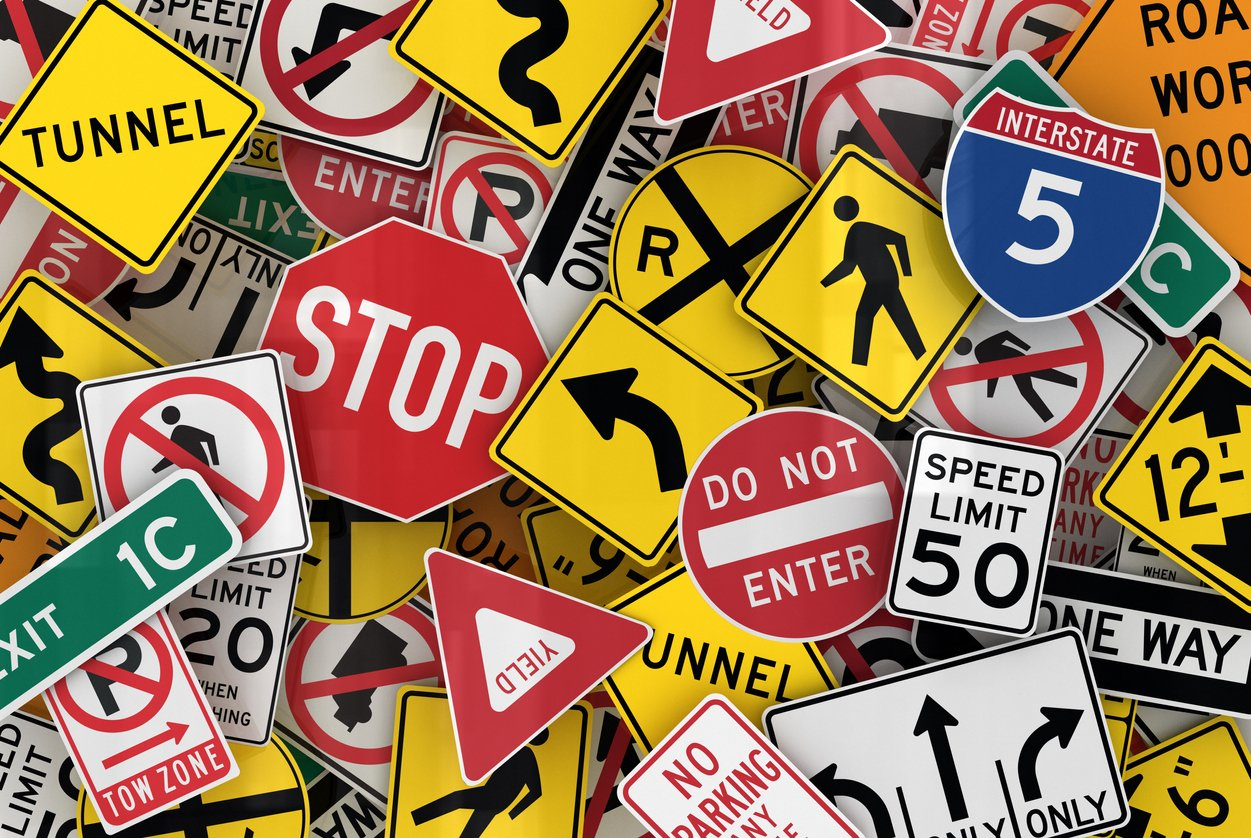 Traffic Signs Every Driver Must Know