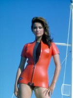 Claudine Auger in Thunderball (1965)