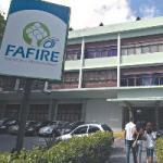 Mudança do local do evento em função da ocupação da UFPE