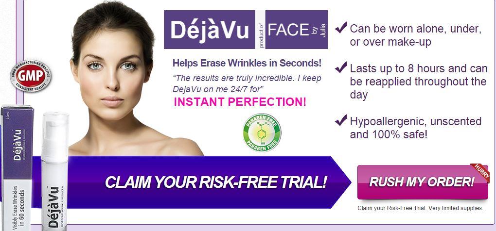 Deja Vu Skin Care Reviews