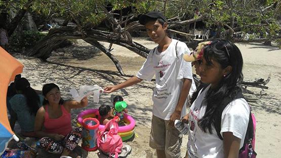 cuido mi playa zihuatanejo