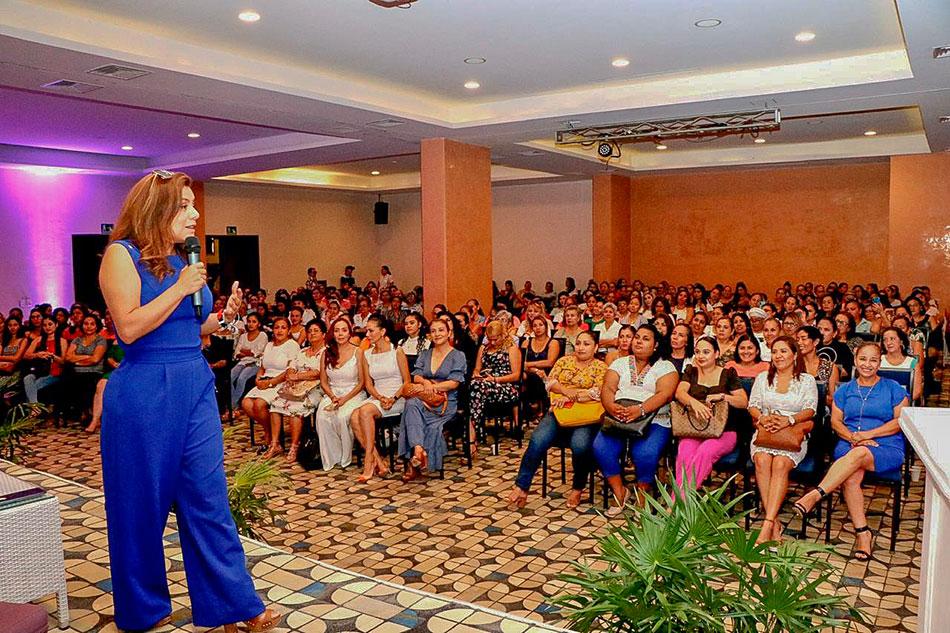 Conferencia reconoce tu poder ixtapa zihuatanejo