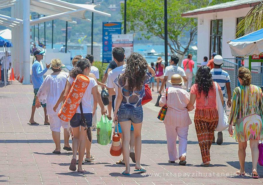 Turismo nacional ixtapa zih