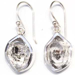Unique Herkimer Diamonds Earrings