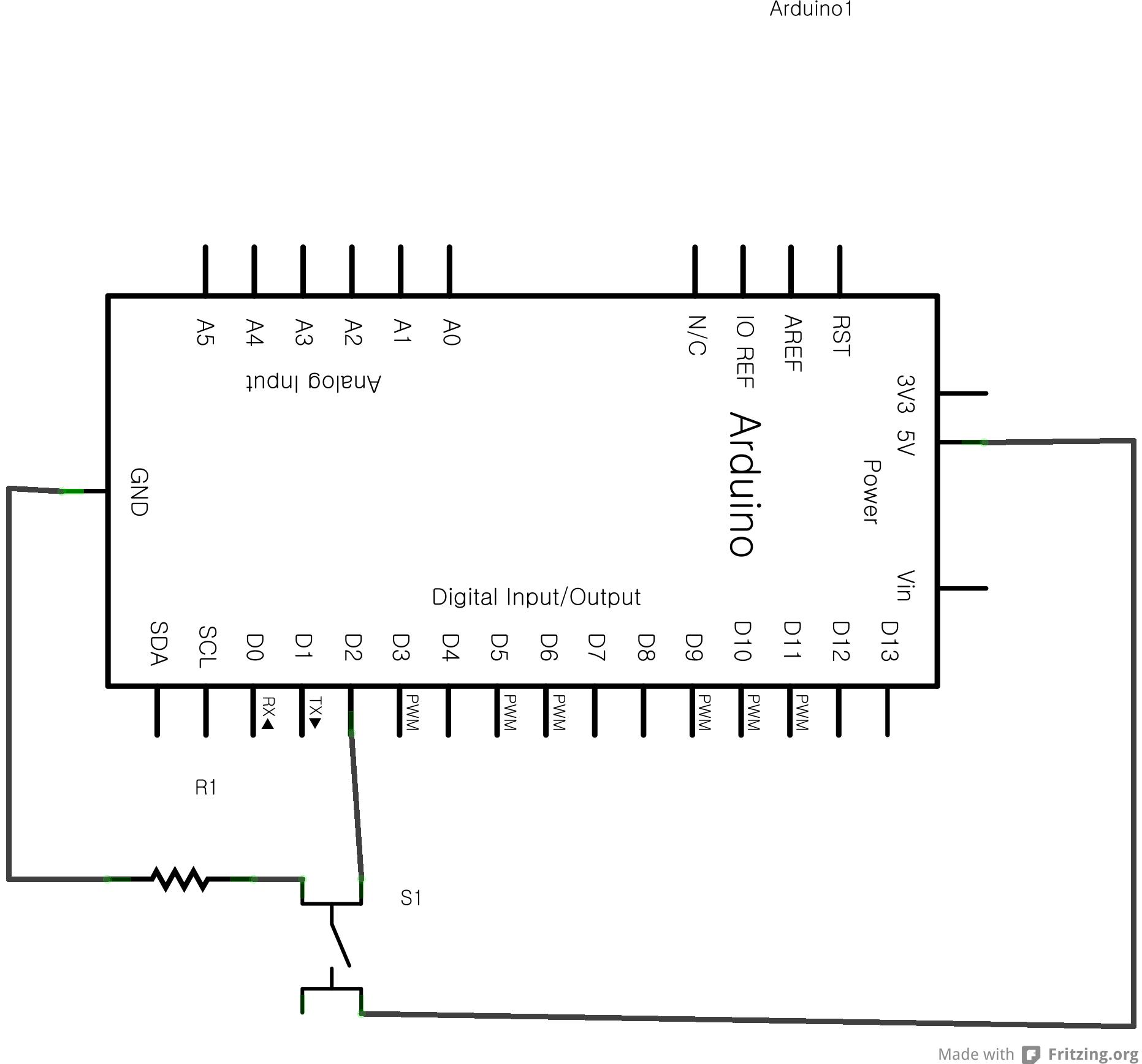 13 Pull Down Resistor