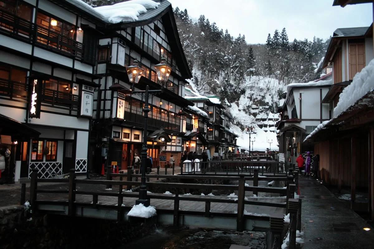 :銀山温泉 -2008年2月10日-