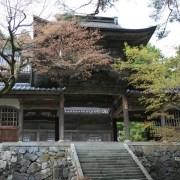 中雀門:永平寺を参拝する