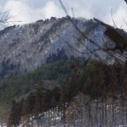 東黒森山(山形県・県民の森)でスノートレッキング