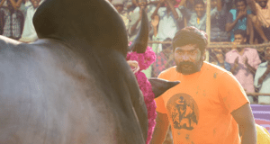 Karuppan movie teaser