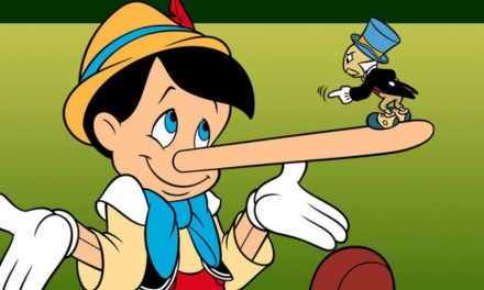 Pathological Liar!!!