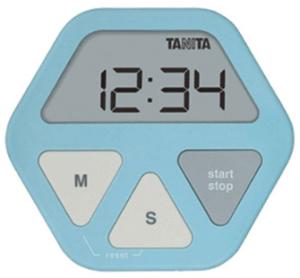 【TANITA】超薄型電子計時器(TD410)