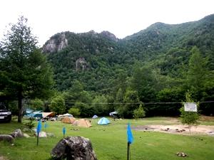 廻り目平キャンプ場
