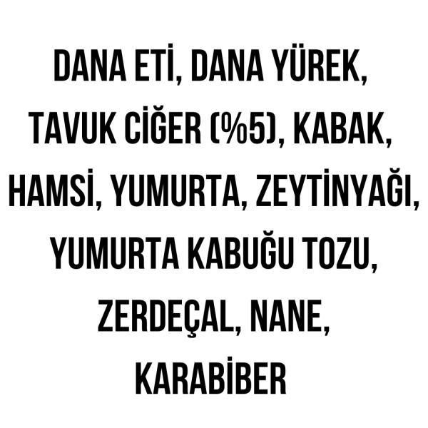 SEBZELİ DANA