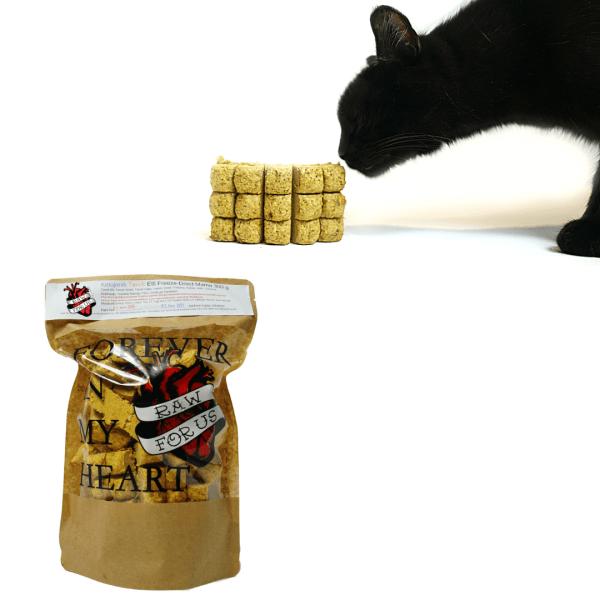 Freeze-Dried Kedi Maması Raw For Us İyi Besle İyi Hisset Tüylü Dostlar İçin Geçek Yiyecek En İyi Kedi Maması The Best @rawforus