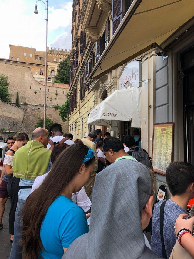 roma gezilecek yerler, en iyi roma dondurması