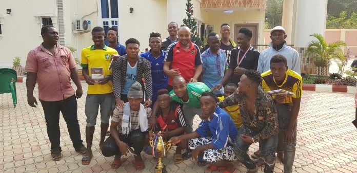 IykBethany Unity Cup, IykBethany Investments UK Ltd, Amaimo Football League, Umuri-Amaimo, Amaimo-Ikeduru, IykAnthony Empowerment Foundation,