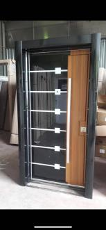 Buy Turkey Security Doors in Owerri & Port Harcourt