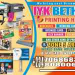 Printing Design Solutions in Nigeria