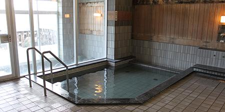 若杉高原温泉内風呂
