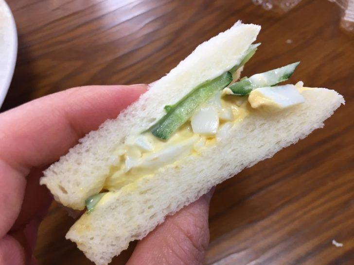 パンメゾン,サンドイッチ