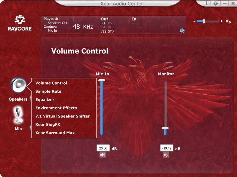 ravcore-dynamite-xear-audio-center