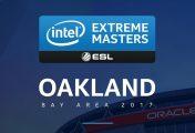 Intel Extreme Masters Oakland 2017 - ćwierćfinały