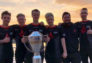 Astralis miażdżyło Natus Vincere w finale DreamHack Masters Marseille 2018