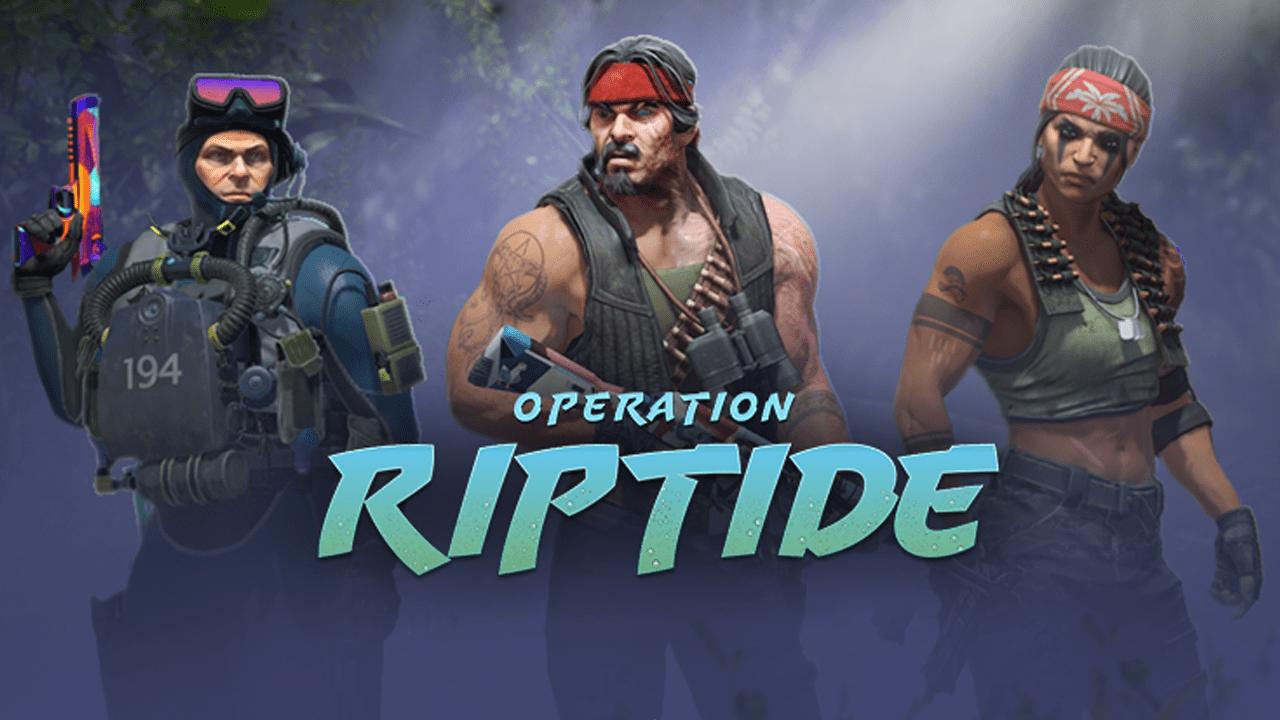 Operacja Riptide, zmiany dla Deagle, M4A1-S, Dust2 oraz Inferno - Aktualizacja CS:GO 22.09.2021 - izakTV