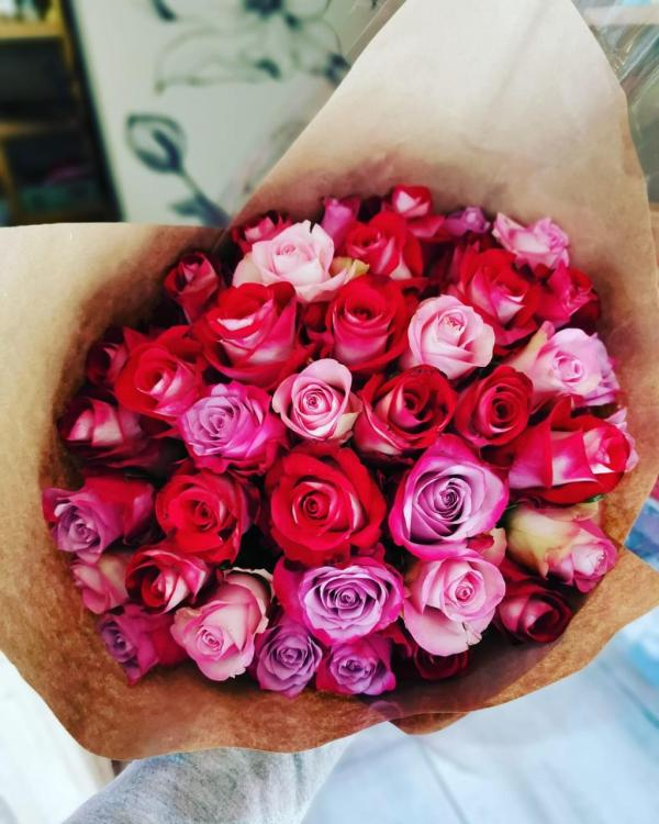Pink Roses Bouquet - Delivery South Africa