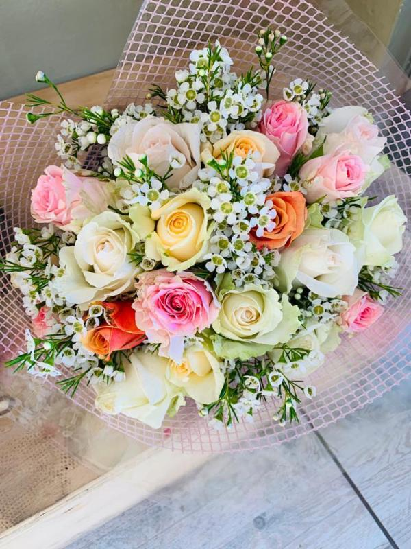 Roses Bouquet - Delivery South Africa