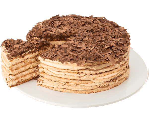 Chateau Gateaux Mozart Cake