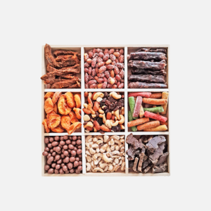Nuts, Biltong & Dried Fruit Box
