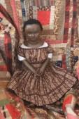 Ismay wearing her borrowed dress <3
