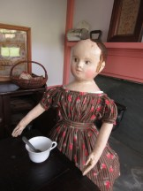 One last cup of tea before leaving...